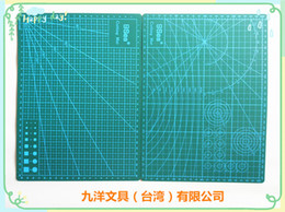 Wholesale Fabrics Papers - Wholesale-A4 Grid Lines Self Healing Cutting Mat Craft Card Fabric Leather Paper Board x1