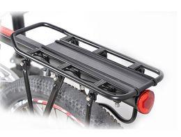Wholesale Luggage Rack Disc Brakes - High Capacity Bike Racks Bike Luggage Bicycle Accessories Equipment Stand Footstock V Brake Disc Bicycle Kickstand Bicycle Rack