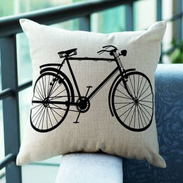 Wholesale Order Sofa Cushions - Home Decor Cotton Linen Pillow Case Sofa Waist Throw Cushion Cover ZH378 order<$18no tracking