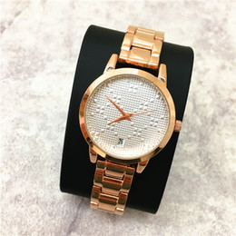 Wholesale Ladies Watches New Model - New Model Women watch Special Dial Rose Gold Lady Wristwatches Quartz For Party High Quality student luminous Steel Bracelet Chain Popular
