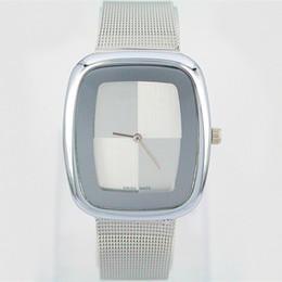 Wholesale Ladies High Tops - 2017 Fashion top brand Hot sale Women silver Watches Men Luxury Fashion Quartz Clock Lady Wristwatch High Quality Relogio Masculino