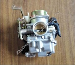 Wholesale Gy6 Scooter Carburetor - Carburetor CVK32 mm for Scooter ATV 170MM 173MN AEOLUS VOG 250 260 300 MC-54B GY6 125 150 250 152QMI 157QMJ