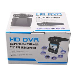 Wholesale Top Car Camera Dvr - HOT Car DVR sales Top selling 2.5'' Dash cams recorder camera system black box H198 night version Video Recorder hd dash Camera