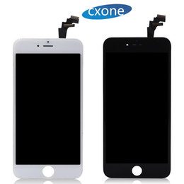 Wholesale Free Tests - For iPhone 6 LCD Grade AAA Tested Quality Touch Screen Digitizer Complete Assembly Replacement with Free Shipping