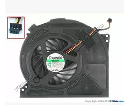 Wholesale 17 Computer Case - Laptop CPU Cooling Fan For DELL XPS 17 L701X L702X 0XKD45 4JGM7FAWI10 SUNON GB0508PHV1-A B4488.13.V1.F.GN order<$18no track