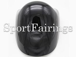 Abs plástico para hayabusa online-Cubierta del asiento trasero de la motocicleta para Suzuki GSXR1300 Hayabusa 99 00 01 02 03 04 05 06 07 Inyección ABS asiento de plástico capucha negro personalizar colores