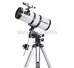 Wholesale Equatorial Telescope - Visionking 1501400 ( 150  1400mm) Equatorial Mount Space Astronomical Telescope 6 Inch Newtonian Reflector