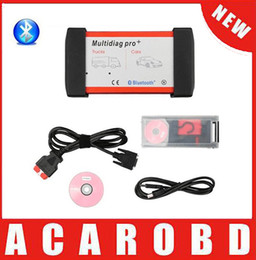 Wholesale Ford Truck Seats - 2015 Newly Version V2014.02 Multidiag Pro+ Bluetooth Auto Scanner Plus for Cars Trucks OBD2 Multidiag Pro without 4GB TF Card