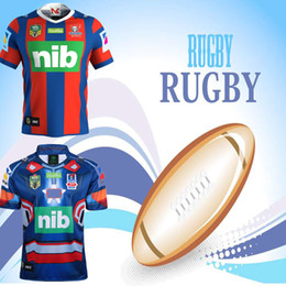 Wholesale Iron Eagles - 2017 2018 New Zealand rugby Jersey Newcastle Knights Iron Patriot Brisbane Broncos Iron Man Melbourne Storm Thor Wests Tigers Sea Eagles Nor