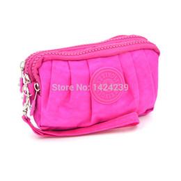 Wholesale Clutch Bag Wholesale Prices - Wholesale-Seeingly Clutch Wholesale Cheapest Dollar Price Nylon Waterproof Vintage Bolsas Femininas Kipled Cosmetic Handbags Sac Women Bag