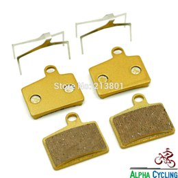 Wholesale Stroker Ryde - Wholesale-Disc Brake Pads for Hayes Dyno, Stroker Ryde Disc Brake, 2 Pairs   Order, G-Sintered Metal, Tested by TUVRheinland.
