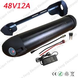 48V Bouteille D'eau E-Vélo Batterie 48 V 12AH Vélo Électrique 48 V Batterie Au Lithium Avec Chargeur BMS Vélo Électrique Rechargeable Batterie ? partir de fabricateur