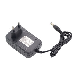 Wholesale Power Supply Adapter Converter - 3A 36W Power Supply AC100-240V To DC 12V LightIng Transformer Converter Switch Charger Adapter For LED Strip 5050 5630 2835 RGB