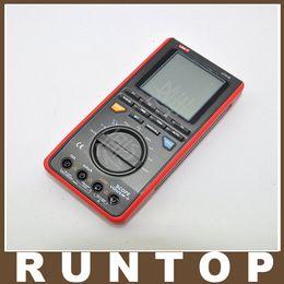 Wholesale Digital Oscilloscope Ut81b - Wholesale-Freeshipping Uni-T UT81B Handheld Digital Multimeter DMM Oscilloscope