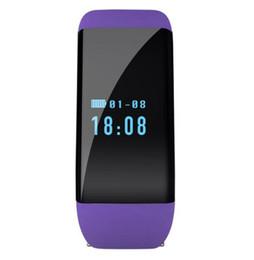 Bande de poignet d'écran tactile en Ligne-SKMEI Nouveau Smart Wrist Band Écran Tactile Étanche Moniteur de Fréquence Cardiaque Bracelet Fitness Tracker Bracelet pour IOS Android