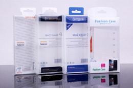 2019 apfel iphone 6s 128g Verpackenkasten des verpackungs-200pcs / lot für Handy-Fall freie PVC-Blasen-Verpackung für Universal Smartphone DHL geben Verschiffen frei