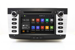 Wholesale Car Gps Dvd Swift - Android 4.4 Head Unit Car DVD Player for Suzuki Swift 2004-2010 with GPS Navigation Radio Bluetooth USB AUX MP3 WiFi 4Core 1024*600