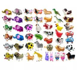 Wholesale Child Toy Balloon - 2015Walking Pet balloon child's toy Walking animal balloons walking animal balloon children toys Xmas Gift Party Decoration