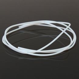 ID 2mm OD 4mm 2M PTFE Tubo de teflón para impresora de filamento 3D de 1.75 mm RepRap Rostock orden $ 18no track desde fabricantes