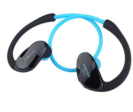 Wholesale Fone Sport Bluetooth - Dacom Athlete Bluetooth 4.1 headset Wireless headphones sports stereo earphone fone de ouvido auriculares with microphone & NFC