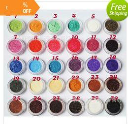 Оптово-косметический макияж тени для век палитра высокой освещенности Eye Shadow 20 Color Glitter Wholesale (блеск для губ, основа) 1PCS от