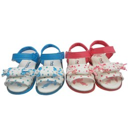 Wholesale Sandals Summer Women S - Wholesale-2015 new summer women 's shoes candy cute bow sandals slip resistant shoes