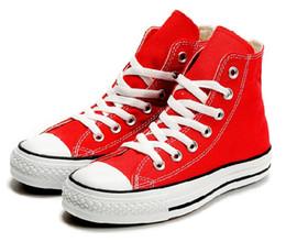 Кружевные стили онлайн-2017 dorp доставка горячие продать унисекс высокий низкий стиль повседневная холст обувь зашнуровать модные кроссовки для мужской женской обуви молодежной обуви.#086