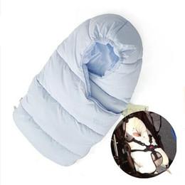 Wholesale Winter Baby Sleepsacks - 2016 Baby oversized sleeping bags as envelope and winter wrap sleepsacks,Baby products used as stroller bag blanket & swaddling