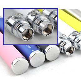 2019 ce5 kit spannung eGo-c Twist Variable Spannung 3.2v-4.8V 650mAh 900mAh 1100mAh Akku für alle elektronische Zigaretten Ecigarettes CE4 CE5 MT3 eGo Kits vs evod günstig ce5 kit spannung