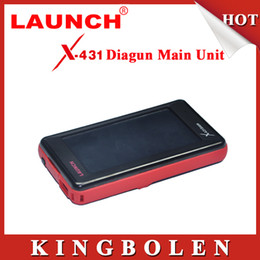 Wholesale Version Software Launch Diagun X431 - High Quality Latest Version Multi-language Launch X431 Diagun Main Unit With Battery With Software