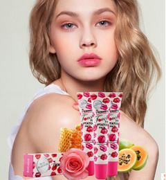 labio tatoo Rebajas Top Brand Batom Mate Lápiz Labial Peel Off Lip Tatoo Pack Maquillaje Brillo Labial Belleza Impermeable Nutritiva 5 Colores
