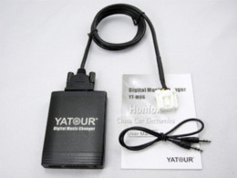 Wholesale Interface Yatour - Yatour mazda 3 5 6 cx-7 mpv 2003-2008 Car MP3 interface USB SD MP3 YT-M06 SD AUX adapter interface Digital music changer