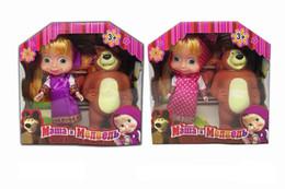 Wholesale Plastic Doll Bodies - Cute Baby Dolls Children Early Education Full Body Dolls Toys Bear Girls Birthday Chirstmas Gift Toy