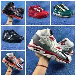 Wholesale Low Top Skateboard Shoes - 2017 top quality NEW af1 mans fashion the low high top white air running shoes Skateboard shoes Women black love unisex