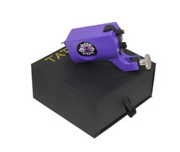 Wholesale Tattoo Rotary Iron - Free Shipping New Professional Purple Bengtley Motor Tattoo Machine Tattoo & Body Art