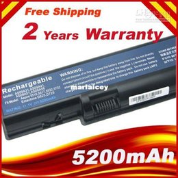 Wholesale Acer E725 Battery - High quality- HOT- HOT 5200mAh NEW Laptop Battery AS09A61 AS09A41 AS09A31 for Acer eMachines E725 E727 G627 G430 G525 G