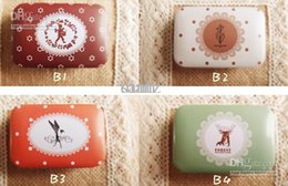 Wholesale Iron Storage - Coin box Wedding favor jewlery box iron box Candy box mini tin box storage case