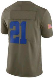 Wholesale Footballs Bryant - American College Football Stitched Salute to service Mens #4 Dak Prescott #21 Ezekiel Elliott #82 Jason Witten #88 Dez Bryant