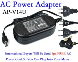 Wholesale Macbook Power Charger - New AC Power Supply Adapter Charger for JVC Camecorders GR-D750 GR-D750AA GR-D750AC GR-D750AG GR-D750AH GR-D750ER GR-D750U charger macbook