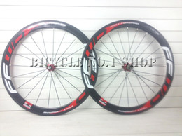 Wholesale Carbon Wheels Tubular Ffwd - Full carbon road bike wheels FFWD F6R 60mm rim carbon bicycle wheelset with R36 hubs