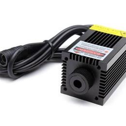 Adaptateur de mise au point en Ligne-Hot 500mW 405nm Module laser violet avec adaptateur secteur ajustez le focus sur la gravure Livraison gratuite