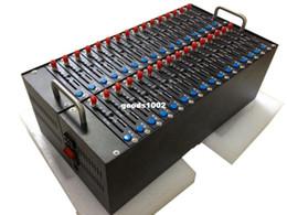 Wholesale Modem Wavecom Port - Q2406B 32 Ports GSM GPRS Modem for Wavecom Module USB AT Commands