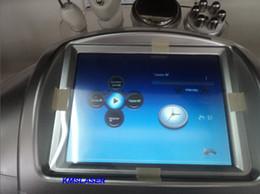 Wholesale Cellulite Ultrasound Machine - free shipping 5MHz RF Ultrasonic Liposuction Cavitation cellulite Machine Ultrasound Therapy body slimming weight loss salon spa machine