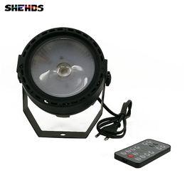 Wholesale 25 Auto - Wireless Romote Control LED Par COB 30W Lighting DMX Control Stage Lighting effect Professional for DJ Party Club