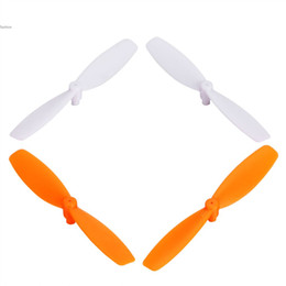 Wholesale Helicopter Main Blades - Fashion 4pcs F11683 M62-04 Mini Propeller Main Blade For Skytech M62 RC Helicopter Quadcopter 66