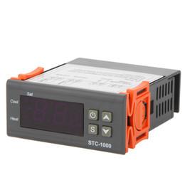 Elitech STC-1000 220 V Mini termoregolatore digitale Termostato Acquario Termometro W / 2M Cavo Sensore Sonda, dandys da