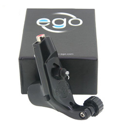 Wholesale- 1Pcs Black Color Ego Rotary Tattoo Machine Motor Gun Lightweight Plastic Frame BEZ LITTLE EGO V2 For Permanent  от