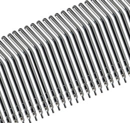 Wholesale Dental Air - 50pcs Metal Alloy Spray Nozzles Tips for 3-Way Dental Air Water Syringe Tube