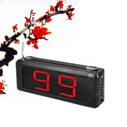 Wholesale House Shops - Wireless Calling Server system receiver MM-99S for restaurant,hotel,tea house,Health club,Hospital,Coffee shop,Bank,airport