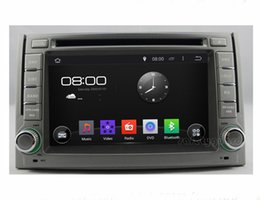 "Wholesale Dvd Hyundai H1 - 4-Core HD 2 din 6.2"" Android 4.4 Car DVD Player for Hyundai H1 2011-2012 With GPS 3G WIFI Bluetooth IPOD TV Radio RDS USB AUX IN"